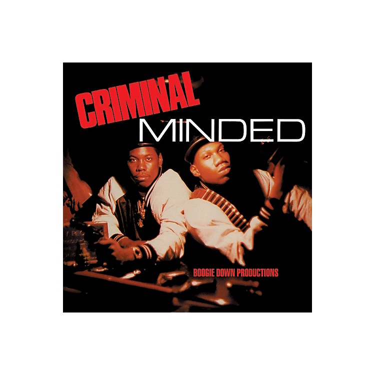 AllianceBoogie Down Productions - Criminal Minded