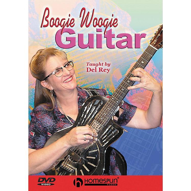 HomespunBoogie Woogie Guitar (DVD)