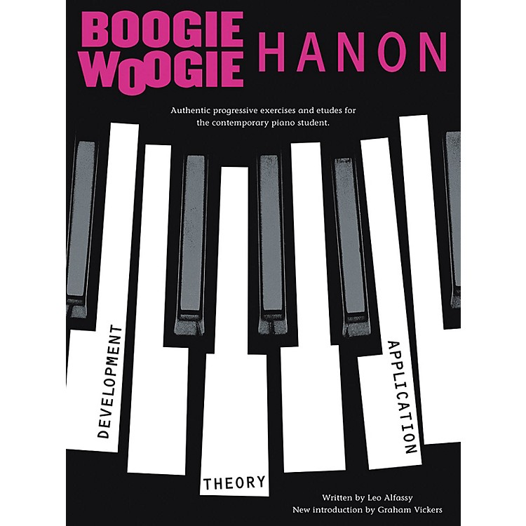 Wise PublicationsBoogie-Woogie Hanon: Progressive Exercises Music Sales America Series Softcover Written by Leo Alfassy