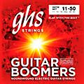 GHS Boomer Electric Guitar Strings Medium (11-50) with (28-D) and (38-A)