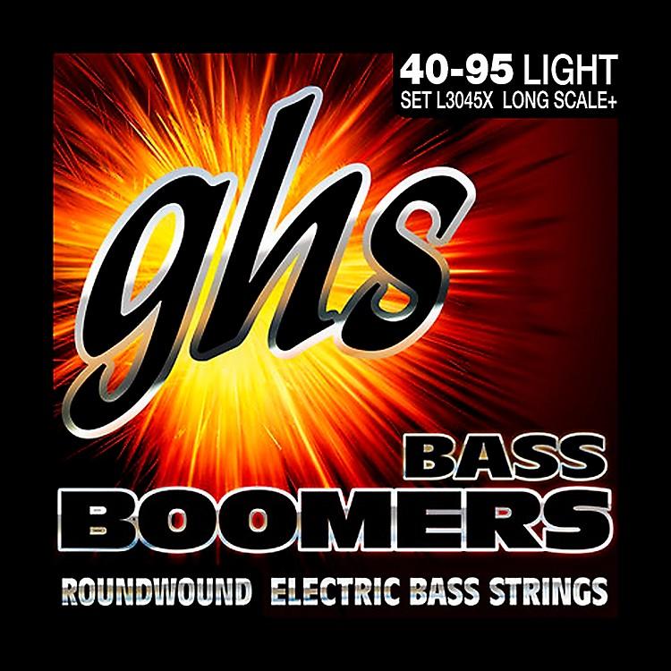 GHSBoomers Long Scale Plus Lite Bass Guitar Strings