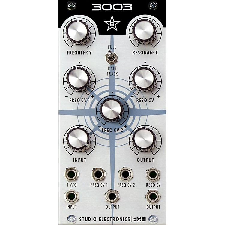 Studio ElectronicsBoomstar Modular 3003 Filter