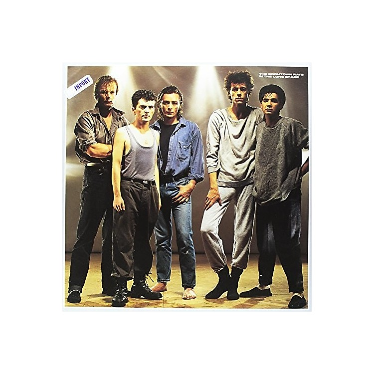 AllianceBoomtown Rats (Bob Geldorf) - In the Long Grass