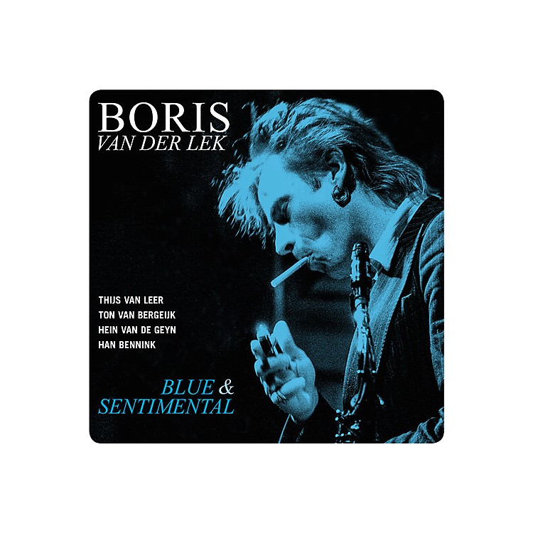 Alliance Boris Van Der Lek - Blue & Sentimental
