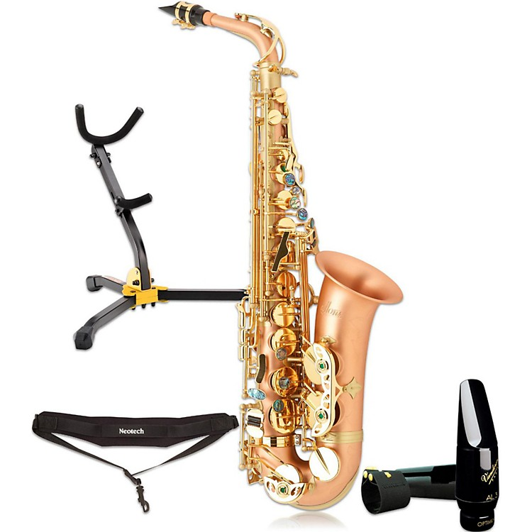 AlloraBoss 2 Professional Alto Saxophone Kit