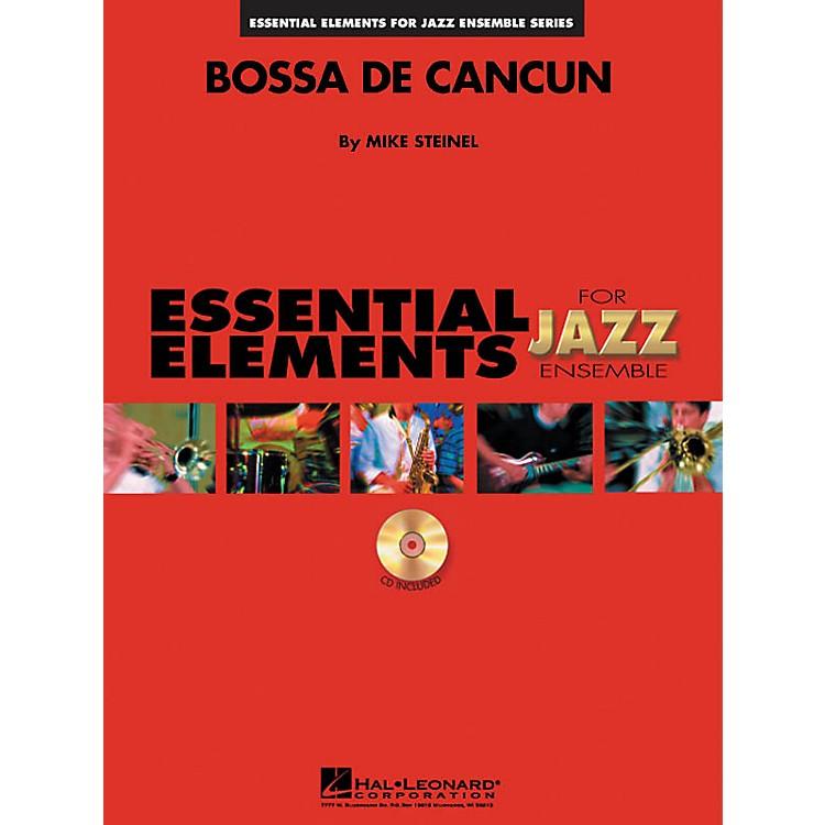 Hal LeonardBossa de Cancun Jazz Band Level 1-2 Composed by Mike Steinel