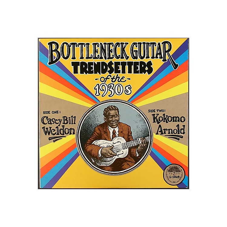 Alliance Bottleneck Guitar Trendsetters of the 1930S