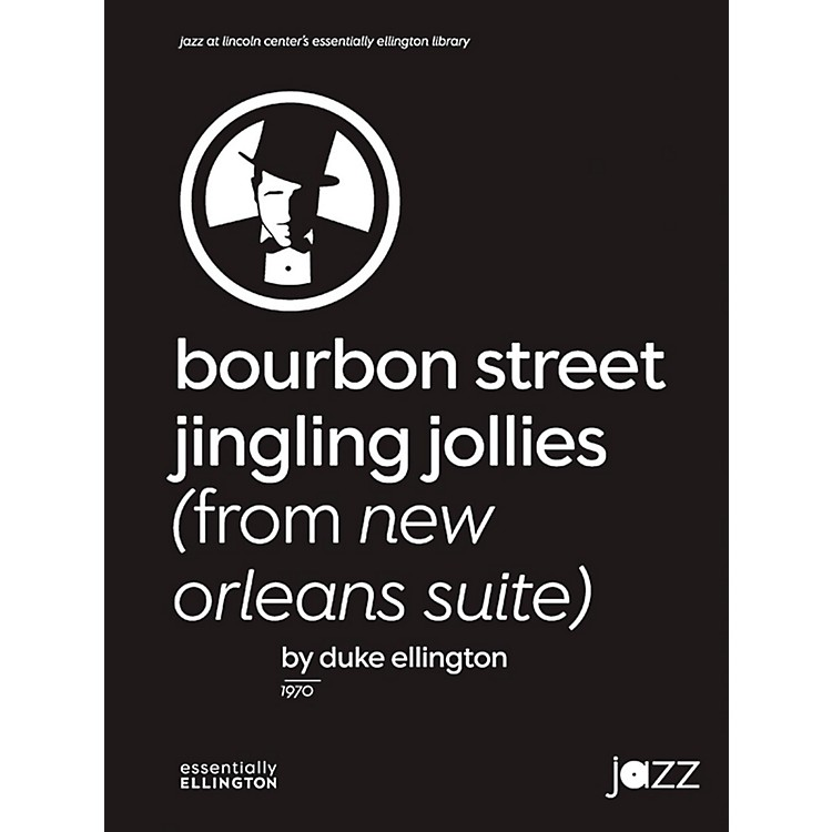 Alfred Bourbon Street Jingling Jollies Jazz Ensemble Grade 4 (Medium Advanced / Difficult)