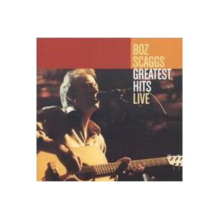 Alliance Boz Scaggs - Greatest Hits Live