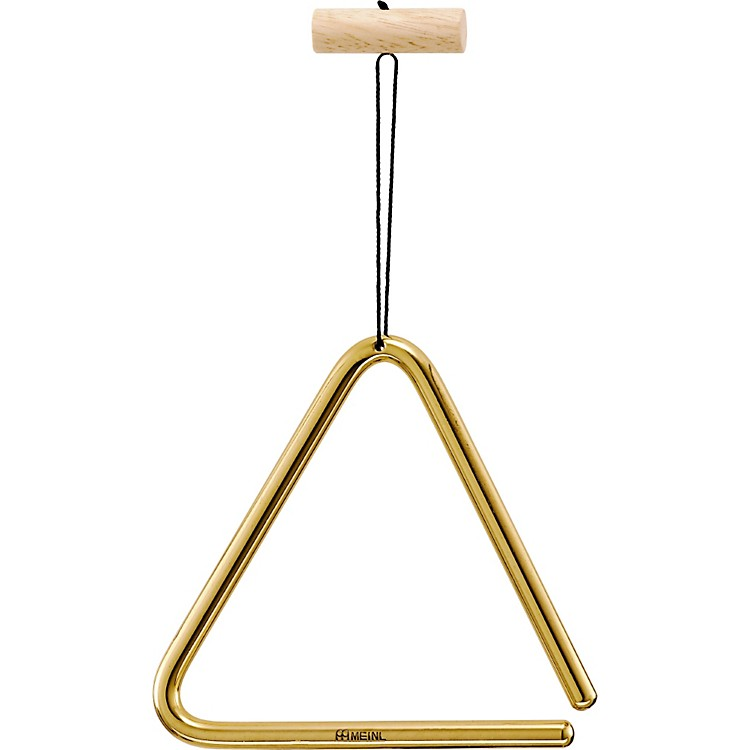 Meinl Brass Triangle 6 in.