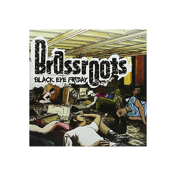 Alliance Brassroots - Black Eye Friday