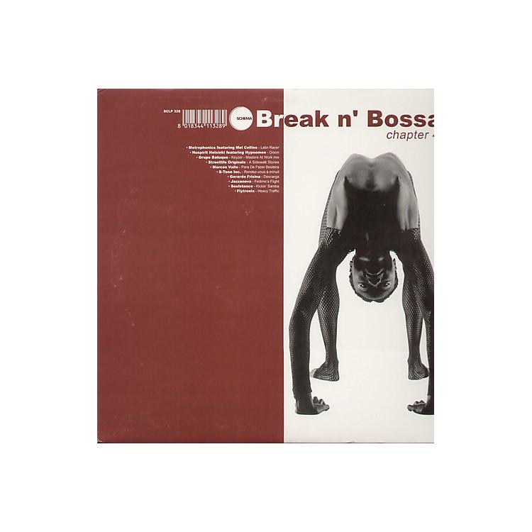 AllianceBreak N Bossa 4 / Various