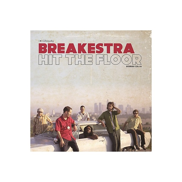 Alliance Breakestra - Hit the Floor