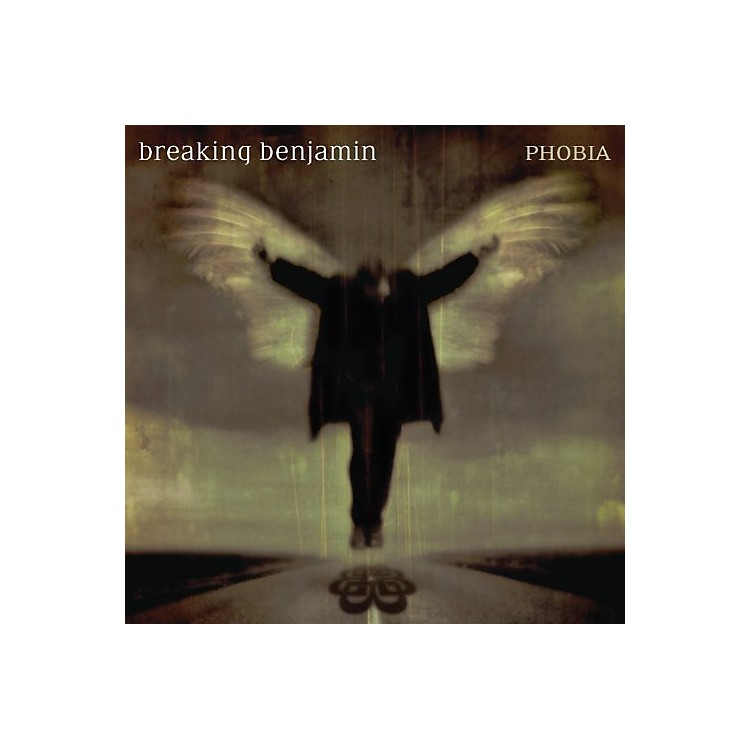 AllianceBreaking Benjamin - Phobia (CD)