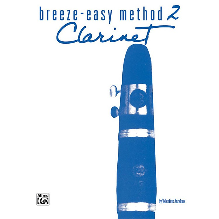AlfredBreeze-Easy Method for Clarinet Book II