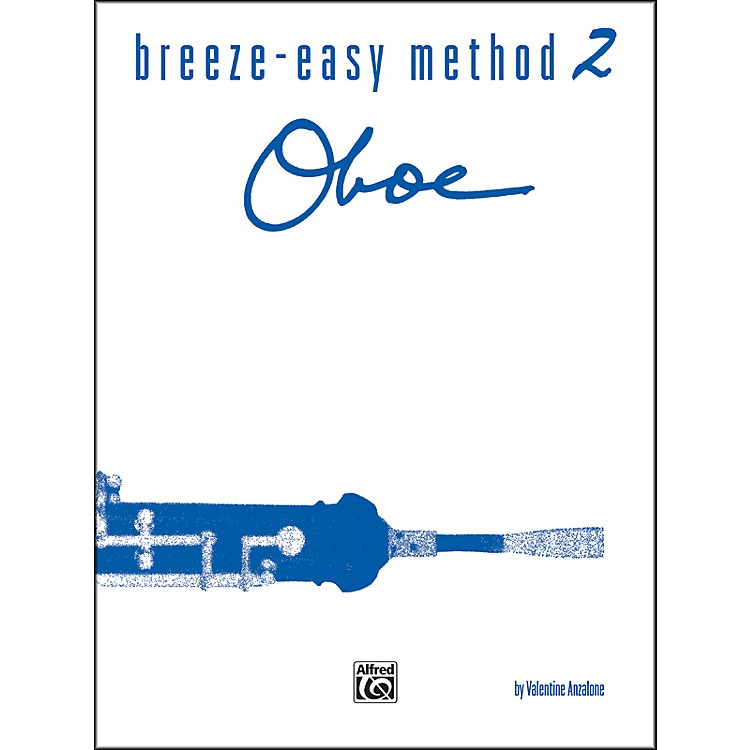 AlfredBreeze-Easy Method for Oboe Book II