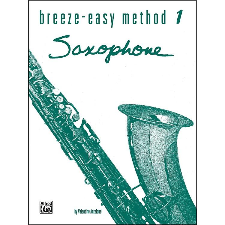 AlfredBreeze-Easy Method for Saxophone Book I