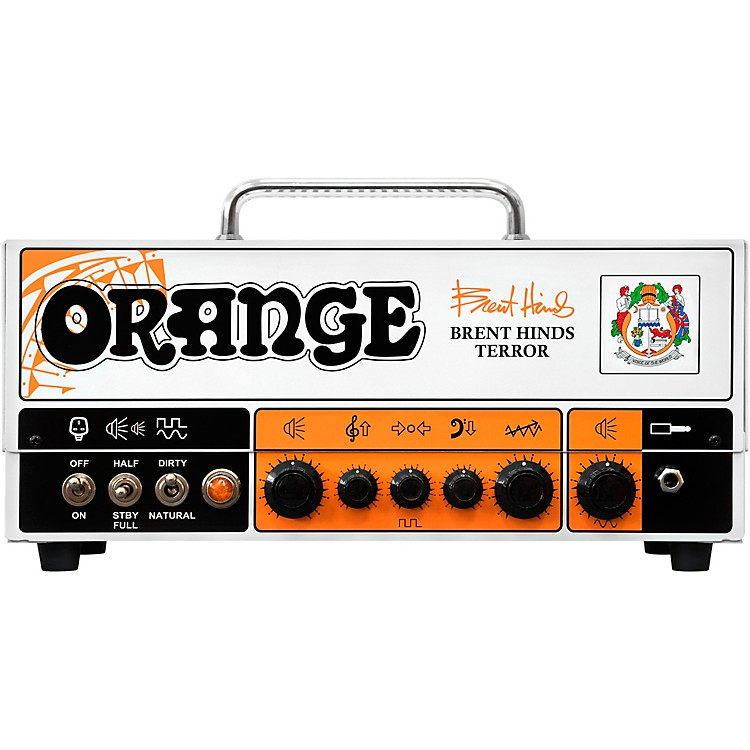Orange AmplifiersBrent Hinds Terror 15W Tube Guitar Amp Head