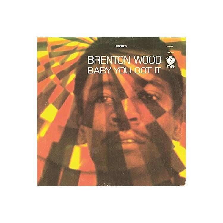 AllianceBrenton Wood - Baby You Got It