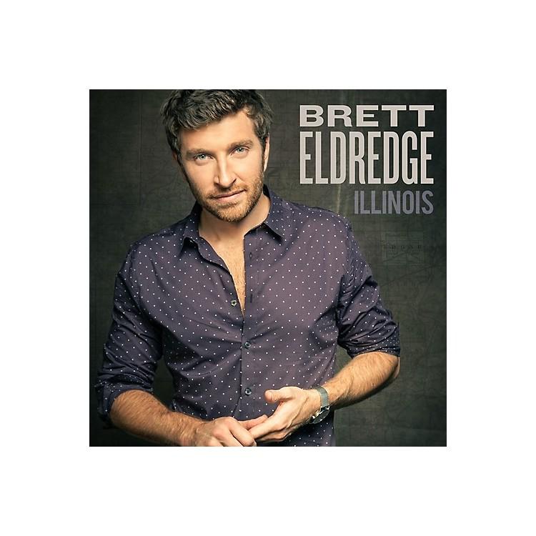 AllianceBrett Eldredge - Illinois (CD)