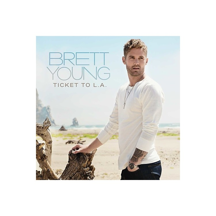 Alliance Brett Young - Ticket To L.A. (CD)