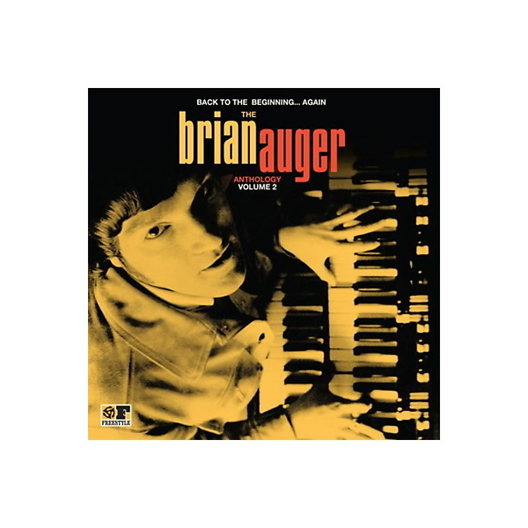 AllianceBrian Auger - Back to the Beginning  Again: The Brian Auger Anthology Vol. 2
