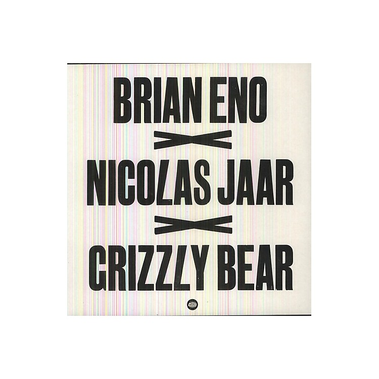 Alliance Brian Eno X Nicolas Jaar X Grizzly Bear
