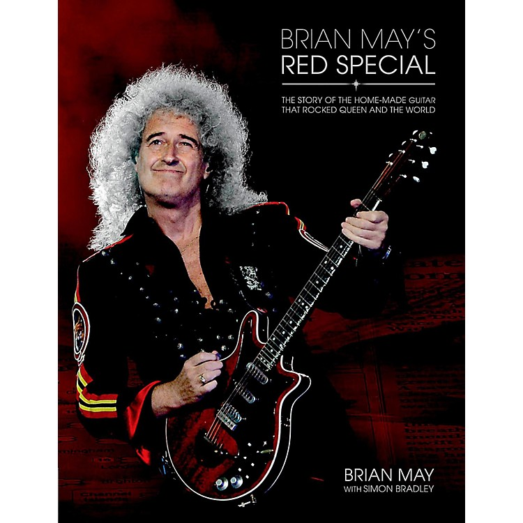 Hal LeonardBrian May's Red Special: The Story Of The Home-Made Guitar That Rocked Queen and The World