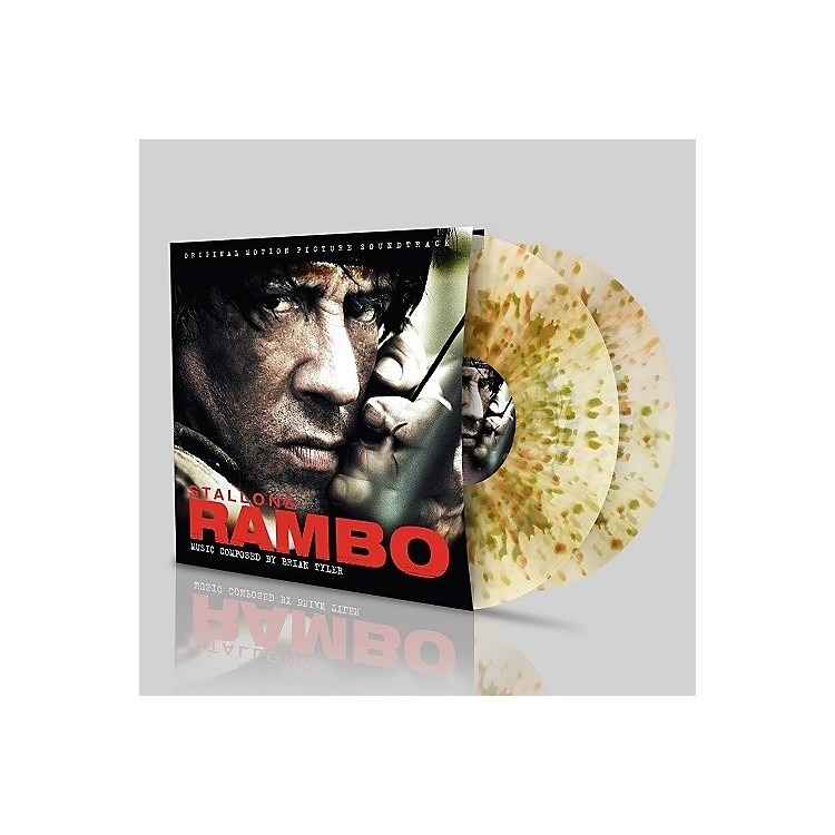 Alliance Brian Tyler - Rambo (original Soundtrack)