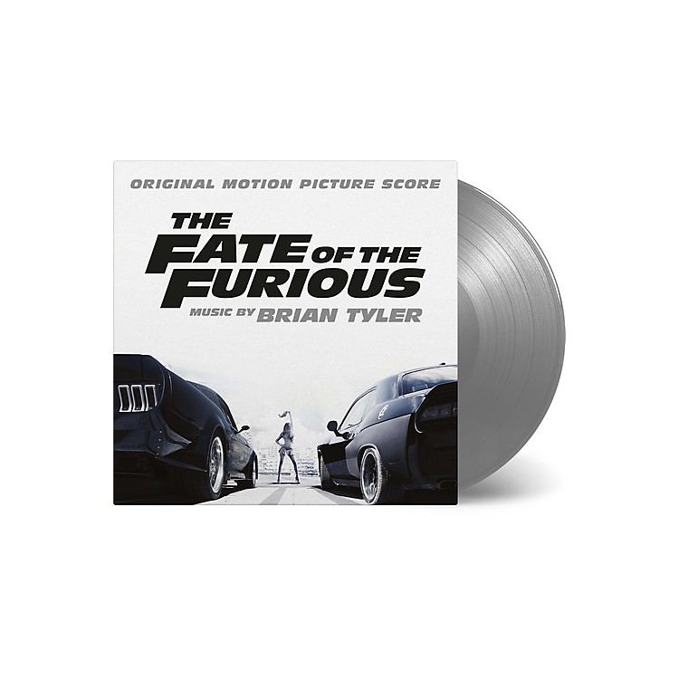 AllianceBrian Tyler - The Fate of the Furious (Original Motion Picture Score)