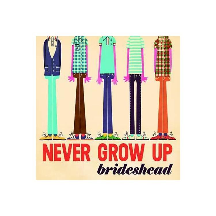 AllianceBrideshead - Never Grow Up