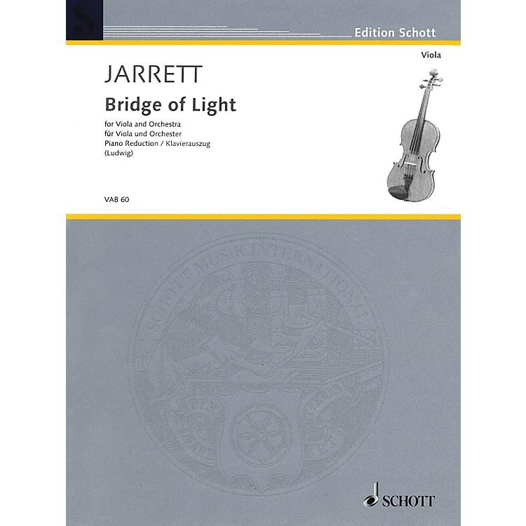 SchottBridge of Light (for Viola and Piano Reduction) Schott Series