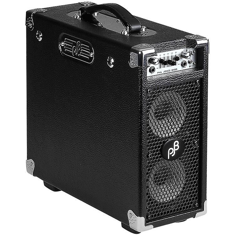 Phil Jones BassBriefcase Ultimate 200W 2x5 Bass Combo AmpBlack