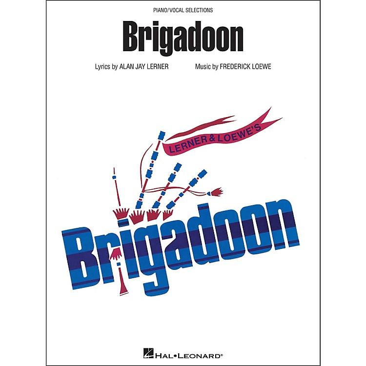 Hal LeonardBrigadoon arranged for piano, vocal, and guitar (P/V/G)