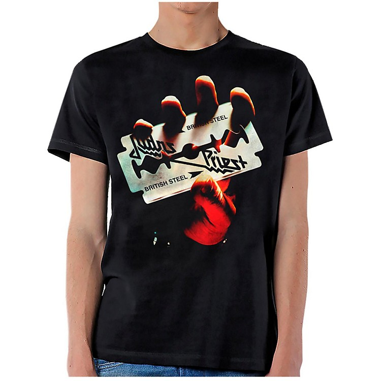Judas Priest British Steel T-Shirt XX Large