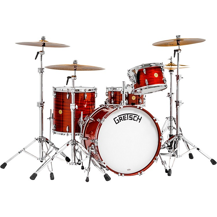 Gretsch DrumsBroadkaster 135th Anniversary 4-Piece Shell Pack with 22