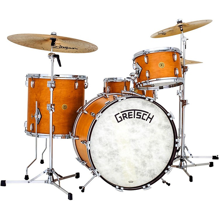Gretsch DrumsBroadkaster Series 3- Piece Shell Pack with 22