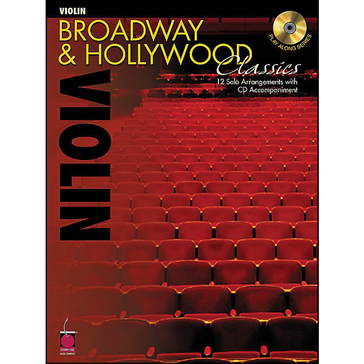 Cherry LaneBroadway And Hollywood Classics for Violin