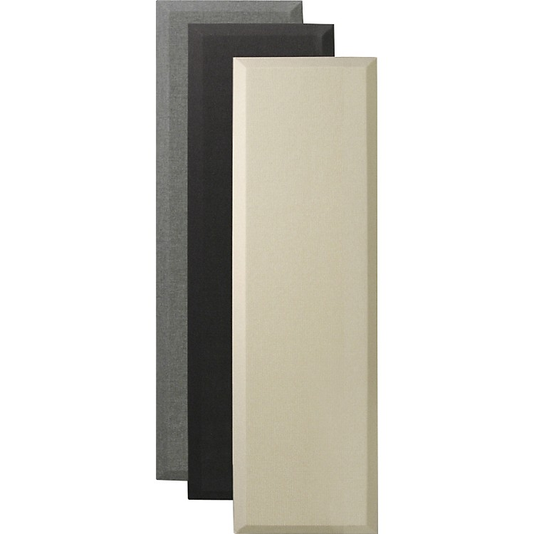 Primacoustic Broadway Audio Control Columns with Beveled Edges 2X12X48 Beige