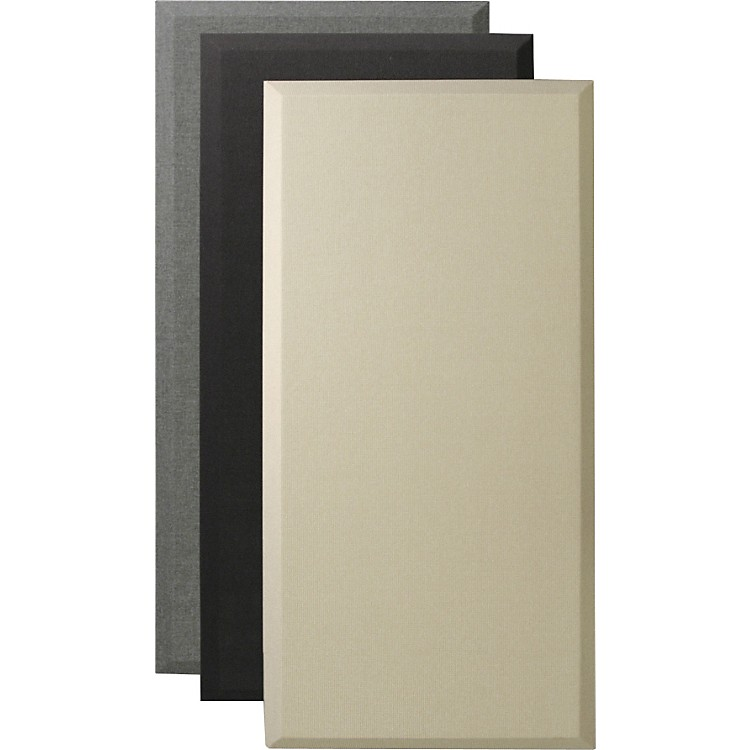 Primacoustic Broadway Broadband Panels with Beveled Edge 2X24X48 Gray
