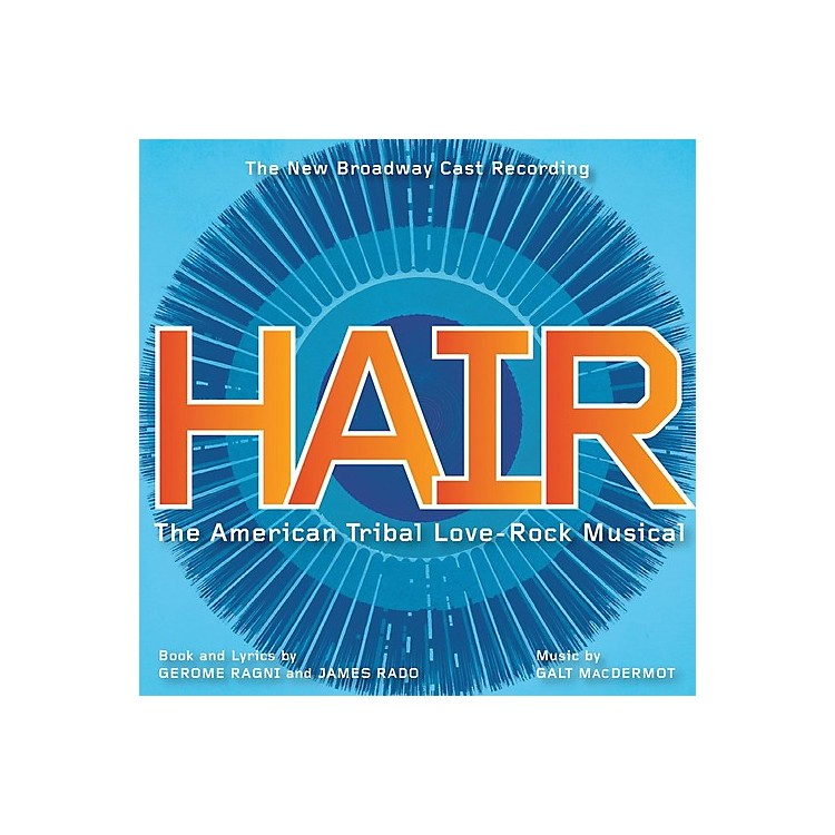 AllianceBroadway Revival Cast - Hair / O.C.R.