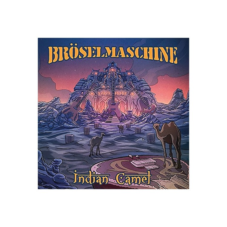 AllianceBroeselmaschine - Indian Camel