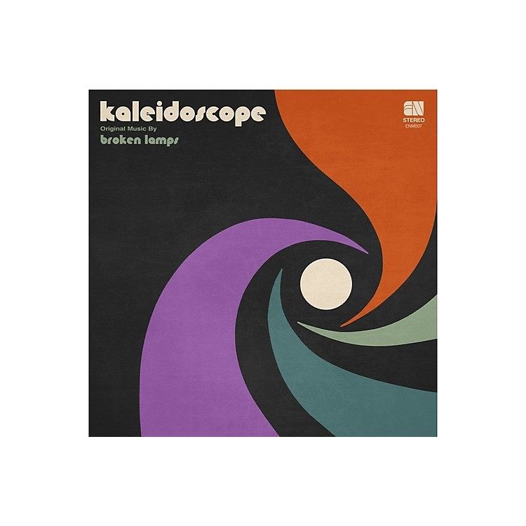 AllianceBroken Lamps - Kaleidoscope