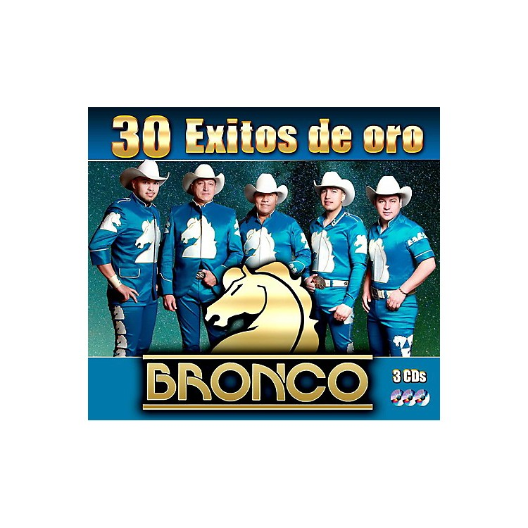 Alliance Bronco - Bronco / 30 Exitos de Oro (CD)