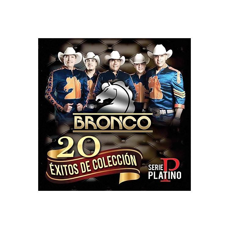 AllianceBronco - Exitos de Coleccion (CD)