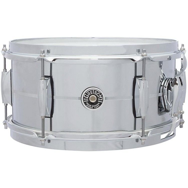 Gretsch Drums Brooklyn Series Steel Snare Drum 12 x 6