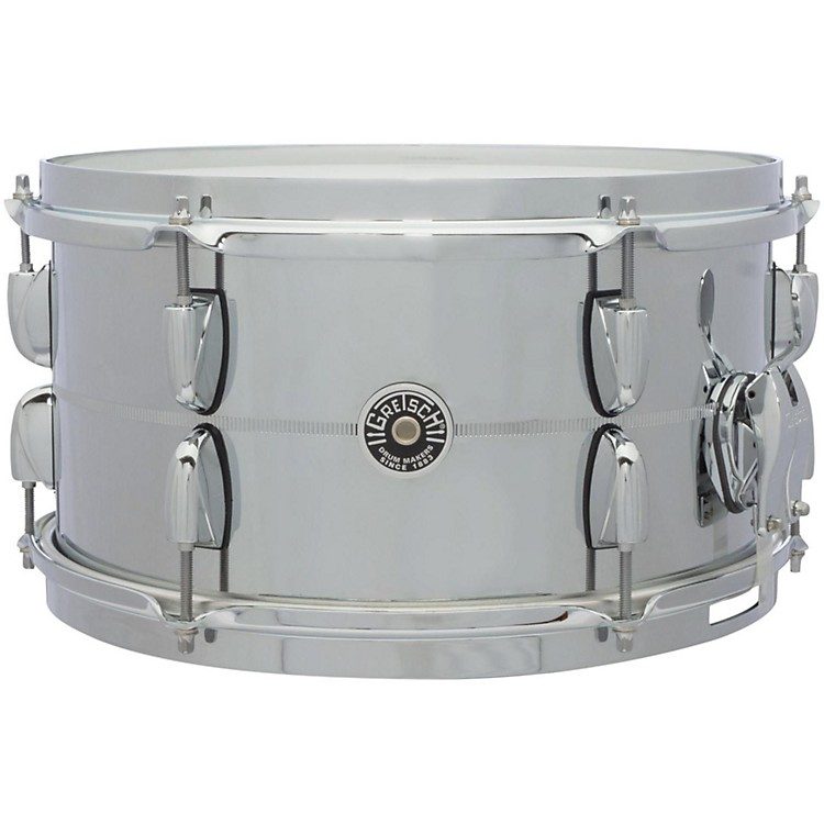 Gretsch DrumsBrooklyn Series Steel Snare Drum13 x 7
