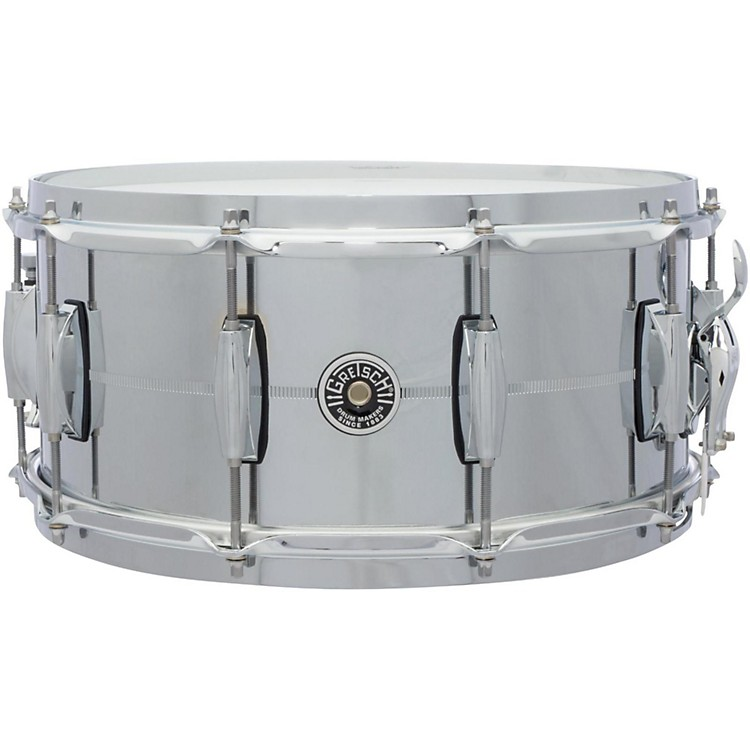 Gretsch Drums Brooklyn Series Steel Snare Drum 14 x 5.5