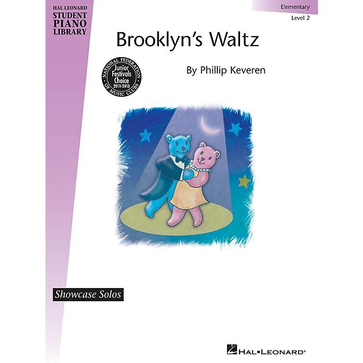 Hal LeonardBrooklyn's Waltz Piano Library Series by Phillip Keveren (Level Elem)