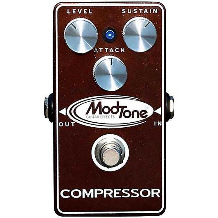 ModtoneBrown Crush Compressor Guitar Pedal